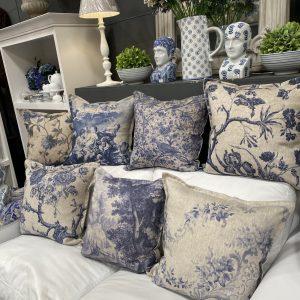 Linen Scatter Cushions